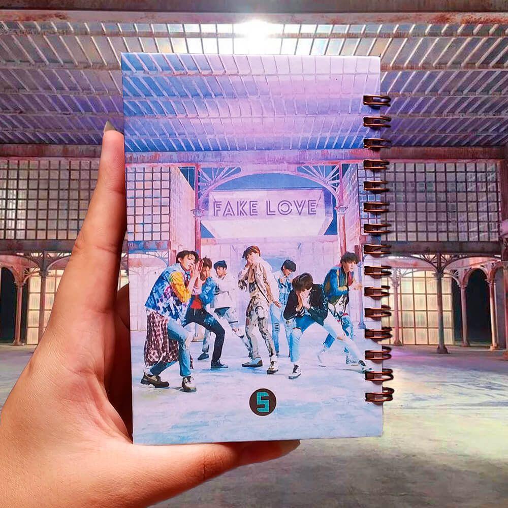 BTS - Fake Love  - Lojinha Só Dasoh