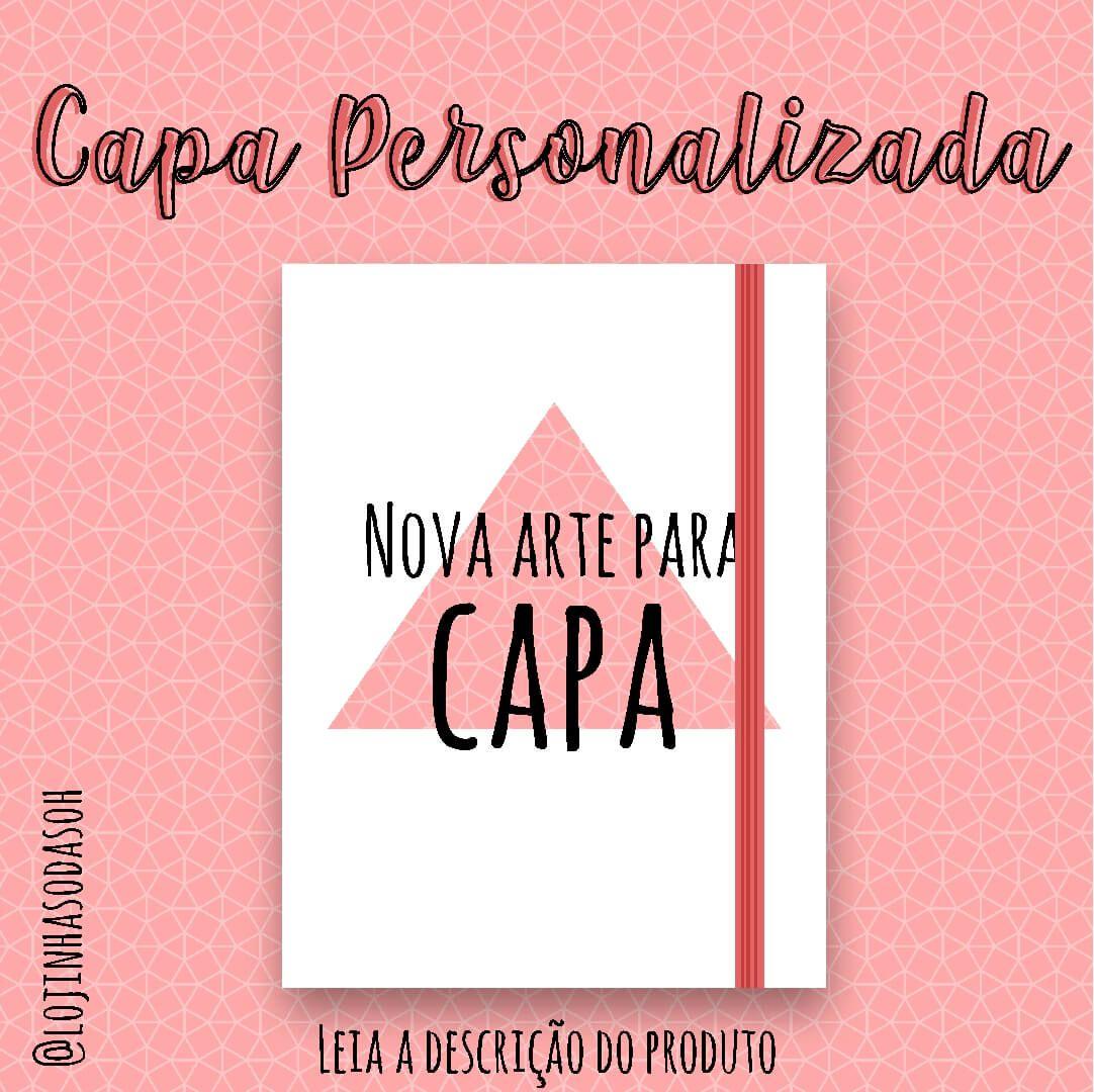 Capa personalizada  - Lojinha Só Dasoh