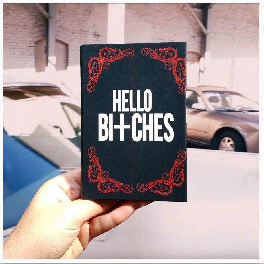 CL - Hello Bitches  - Lojinha Só Dasoh