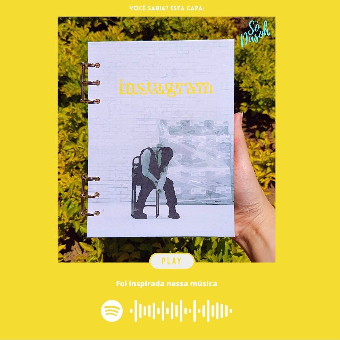 Dean - Instagram  - Lojinha Só Dasoh