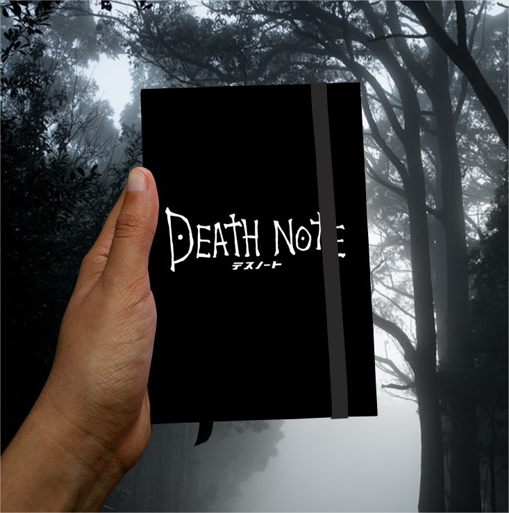 Death Note   - Lojinha Só Dasoh