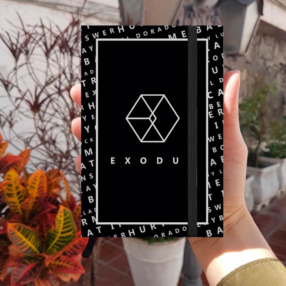 Exo - Exodus  - Lojinha Só Dasoh