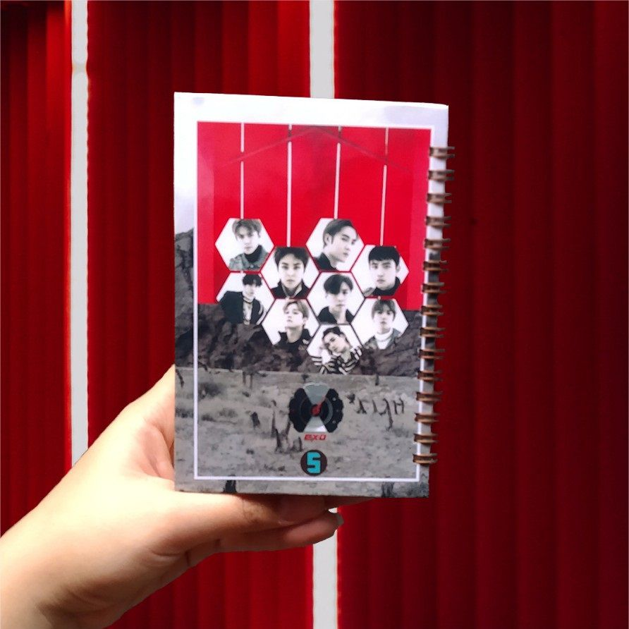 Exo - Tempo (Projeto Fanbase)  - Lojinha Só Dasoh