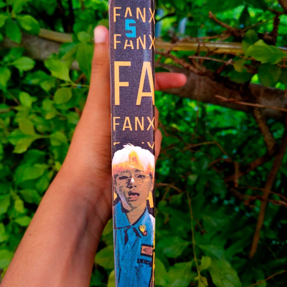 Fanxy - Paradise  - Lojinha Só Dasoh