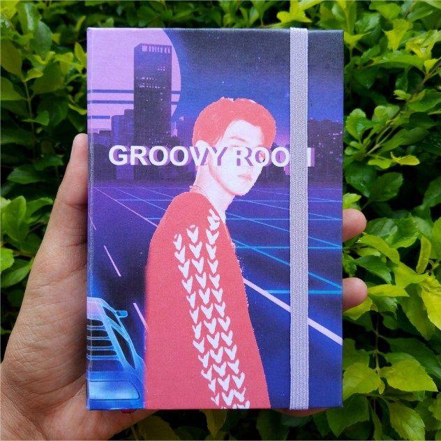 Produtores - GroovyRoom (EveryWhere)  - Lojinha Só Dasoh