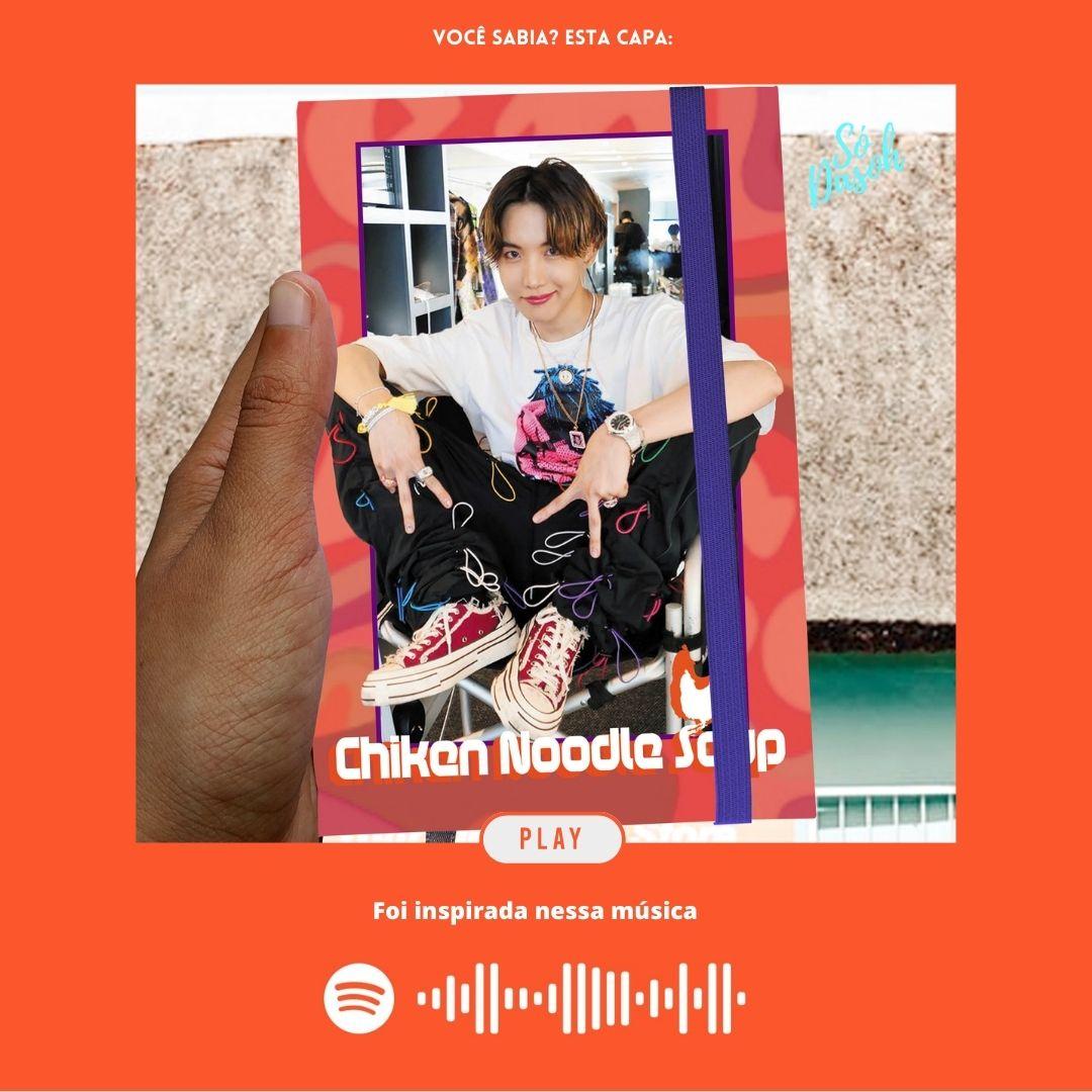 J-Hope (BTS) - Chicken Noodle Soup  - Lojinha Só Dasoh