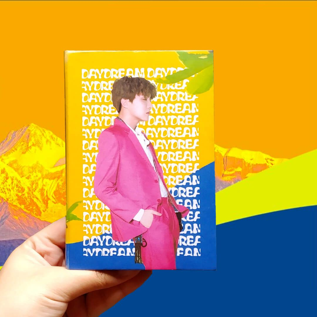 J-Hope - Daydream (BTS)  - Lojinha Só Dasoh