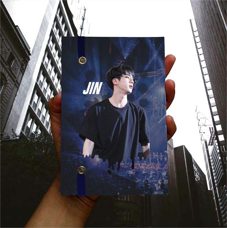 Jin- Aniversário  - Lojinha Só Dasoh