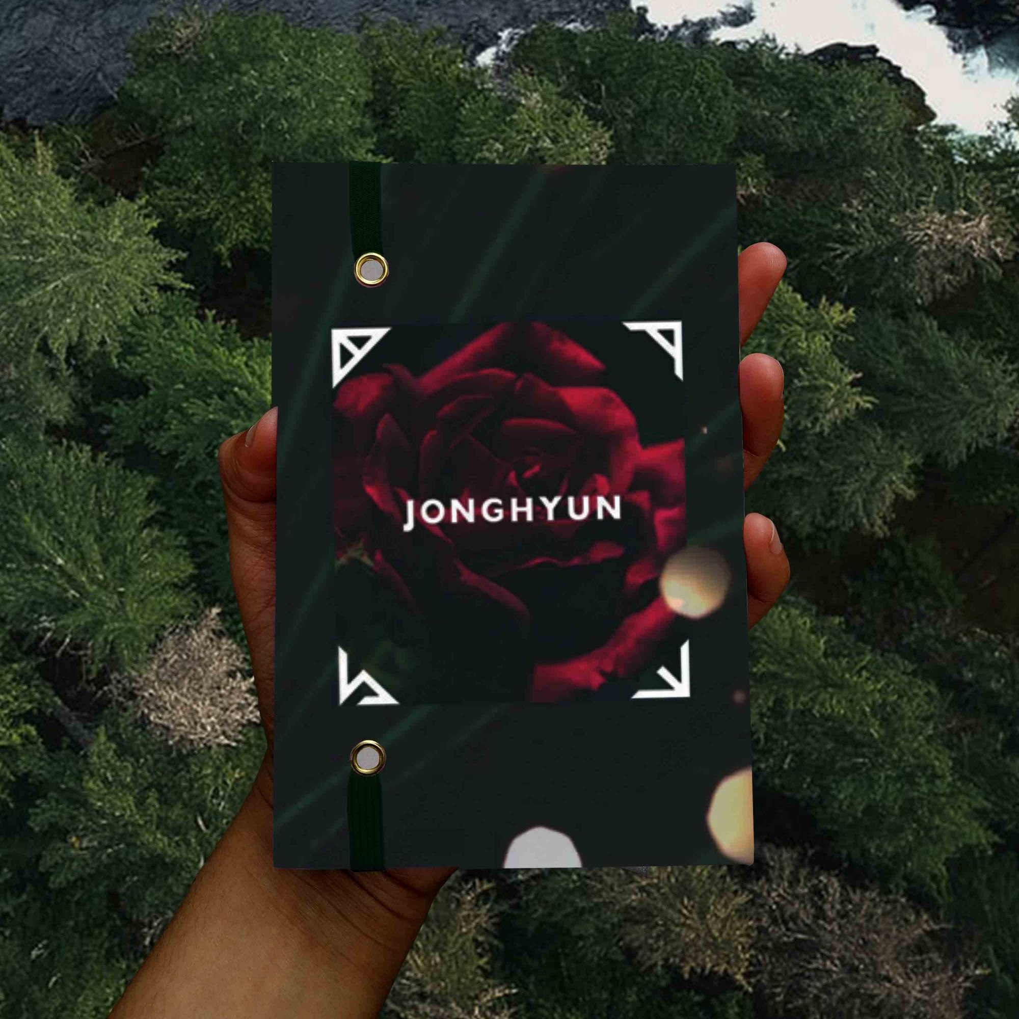 Jonghyun (Shinee) - Deja-Boo  - Lojinha Só Dasoh