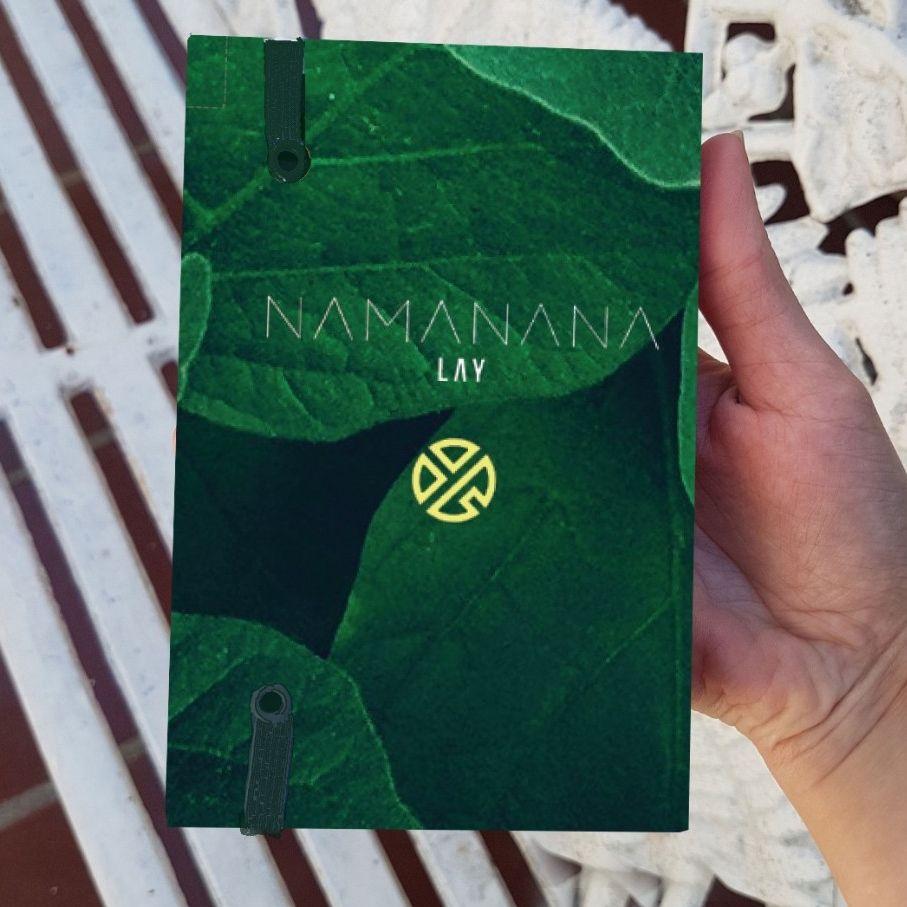 Lay - Namanana (Exo)  - Lojinha Só Dasoh