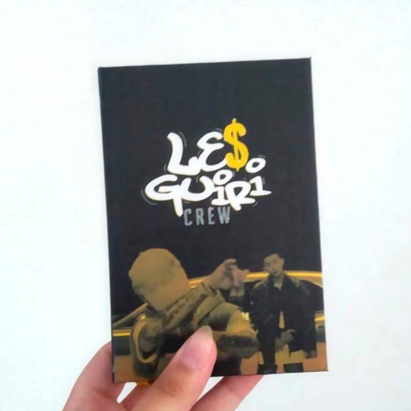 Lesguiri - Most Hated  - Lojinha Só Dasoh