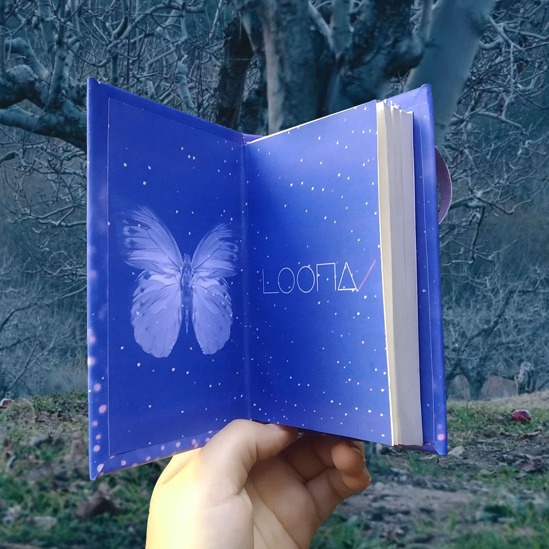 Loona - Butterfly 🦋   - Lojinha Só Dasoh