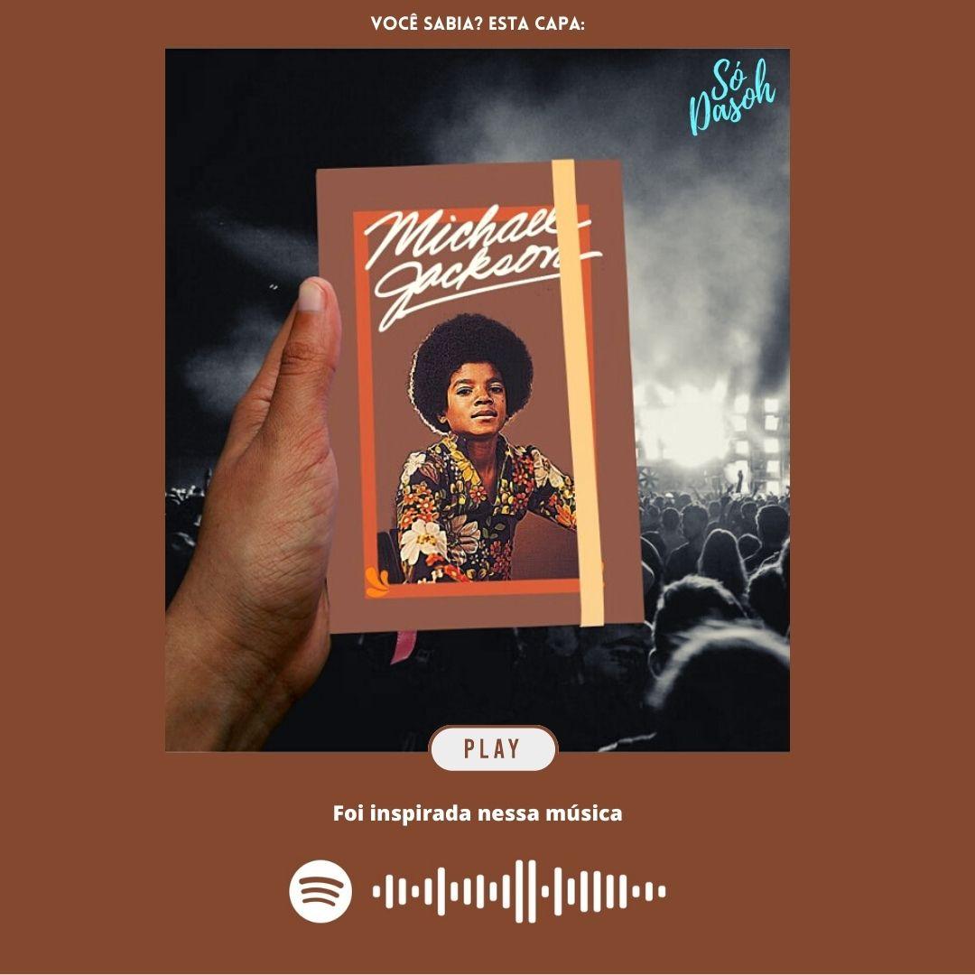 Michael - Especial Cultura Pop  - Lojinha Só Dasoh