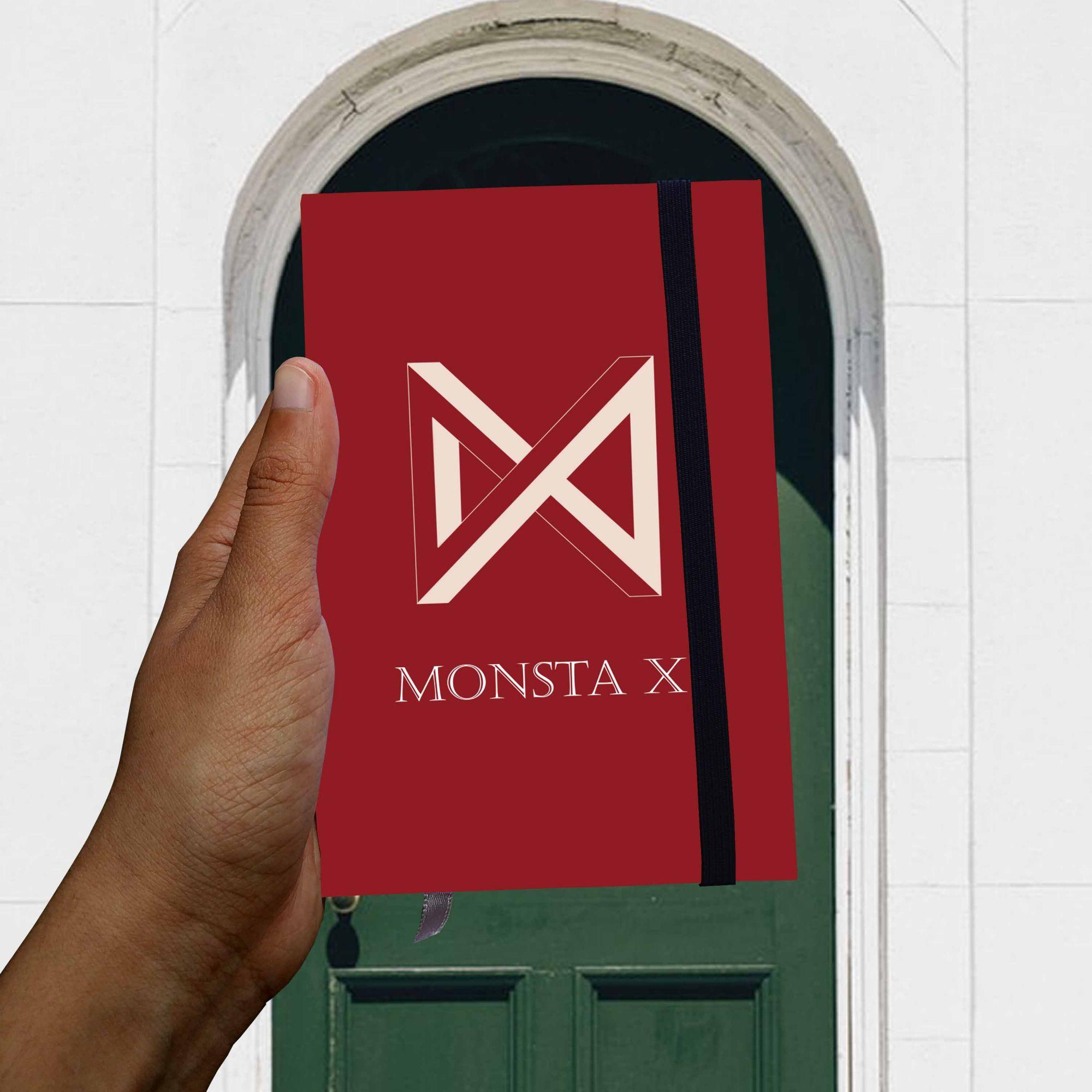 Monsta X - RED  - Lojinha Só Dasoh