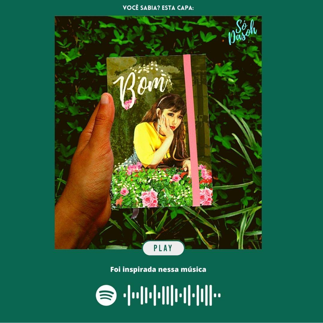 Park Boom Flowers  - Lojinha Só Dasoh