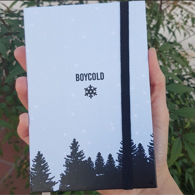 Produtor - Boycold  - Lojinha Só Dasoh