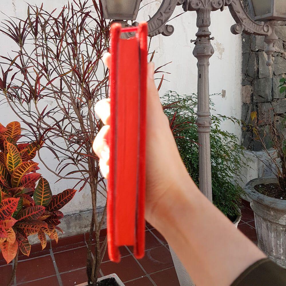 Red Velvet - Veludo vermelho  - Lojinha Só Dasoh