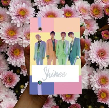 Shinee - Colorido  - Lojinha Só Dasoh