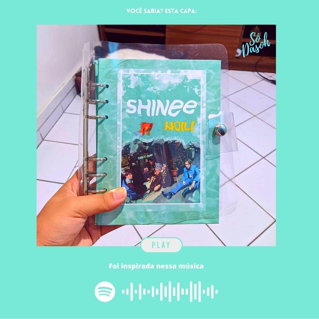 Shinee - Pearl Acqua (Projeto Fanbase)  - Lojinha Só Dasoh