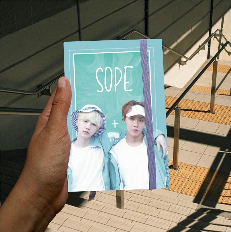 SOPE - YoonSeok  - Lojinha Só Dasoh
