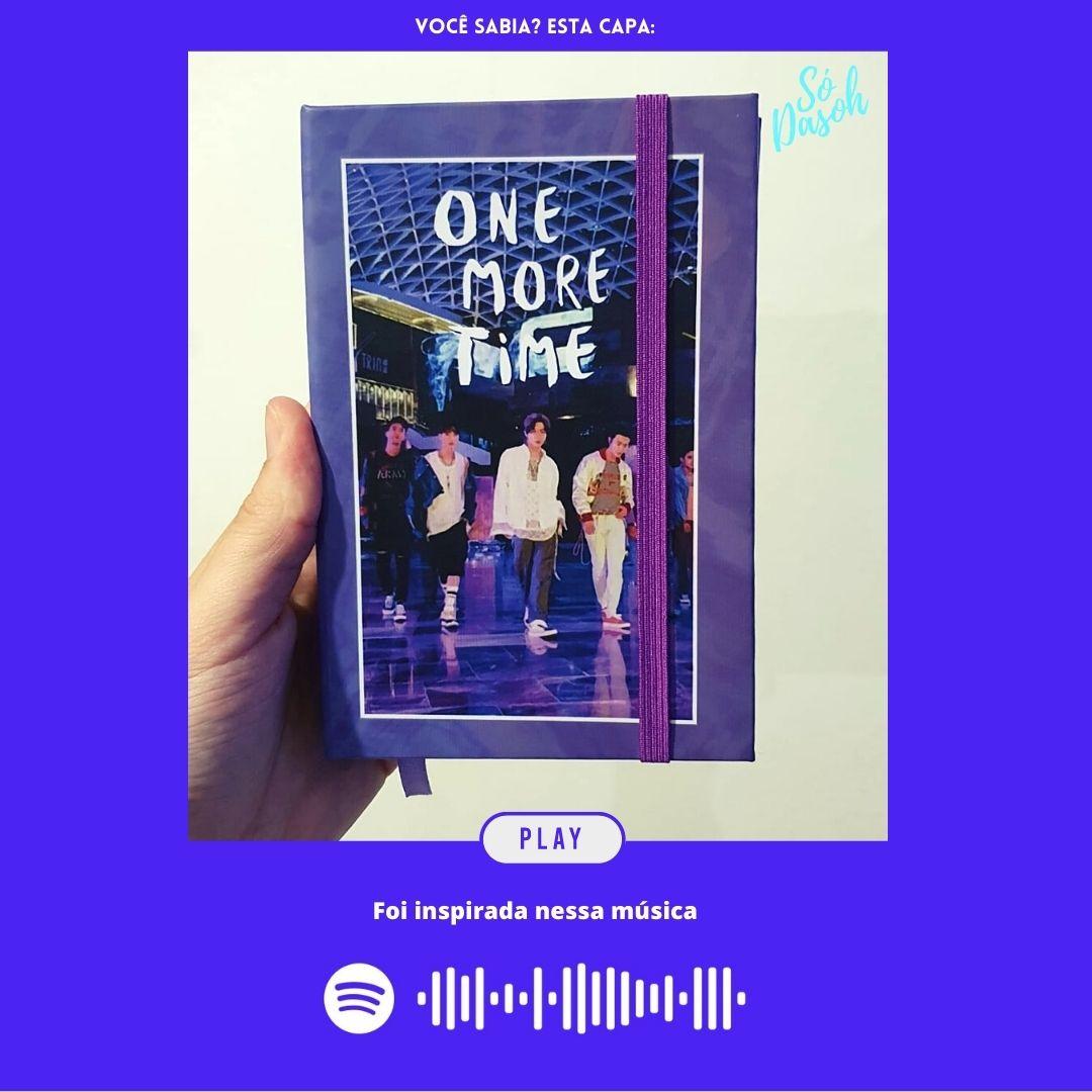 Super Junior - One More Time  - Lojinha Só Dasoh