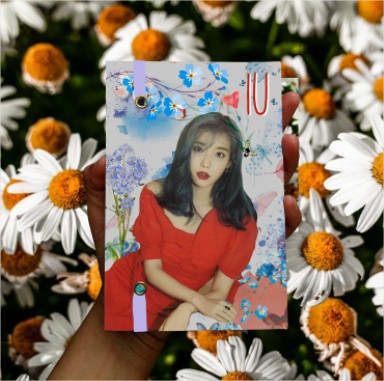 IU - Flowers  - Lojinha Só Dasoh