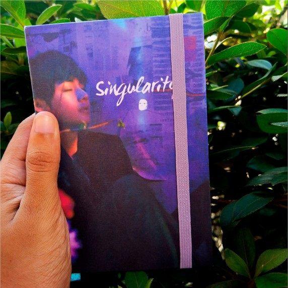 V (BTS) - Singularity  - Lojinha Só Dasoh