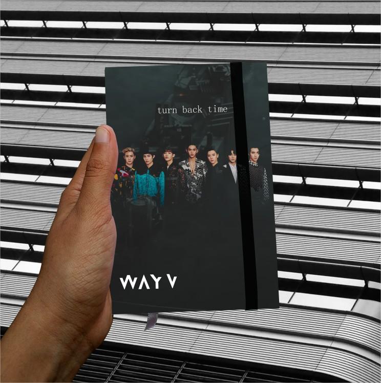 WAY V - NCT  - Lojinha Só Dasoh