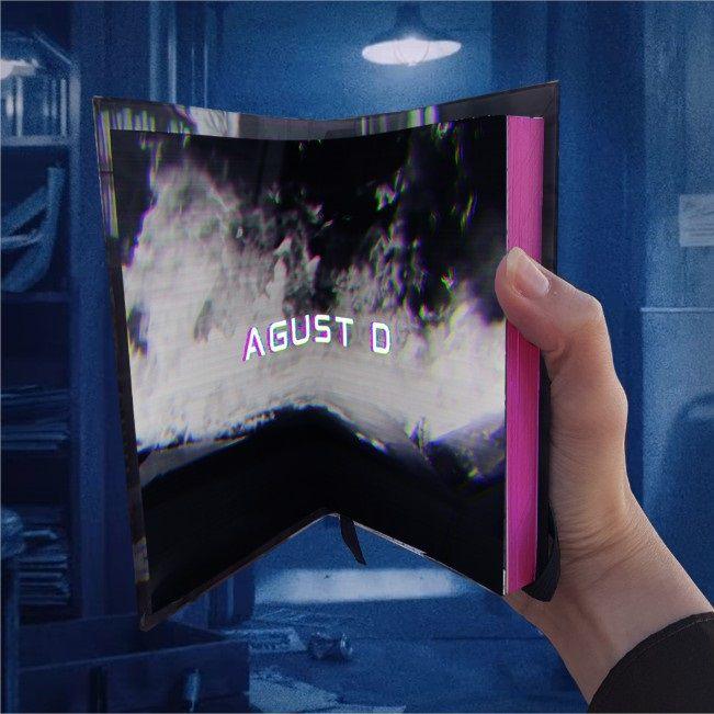 Yoongi - Agust D (BTS)  - Lojinha Só Dasoh