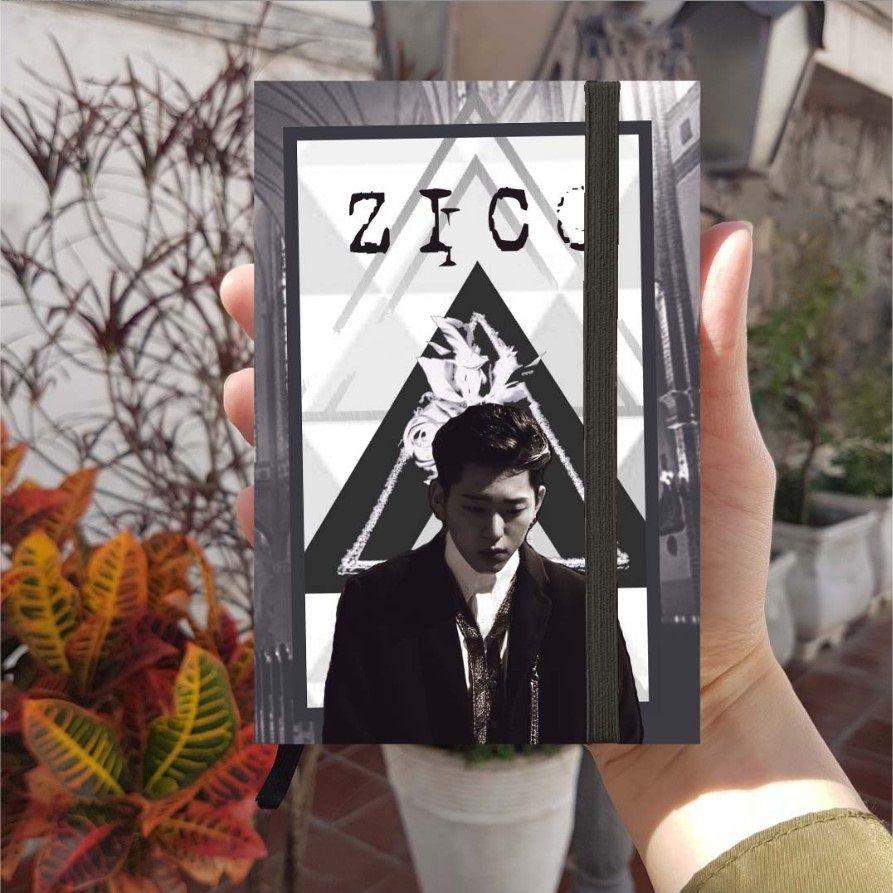Zico - Bermuda Triangle -Projeto Fanbase  - Lojinha Só Dasoh