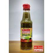 Molho de Pimenta Jalapeño We Love Peppers 145ml