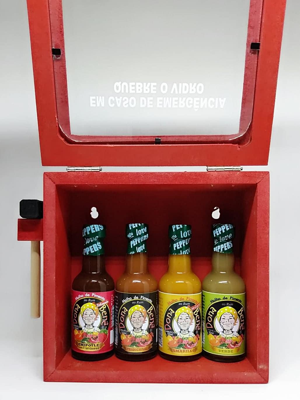 Caixa de Emergência We Love Peppers