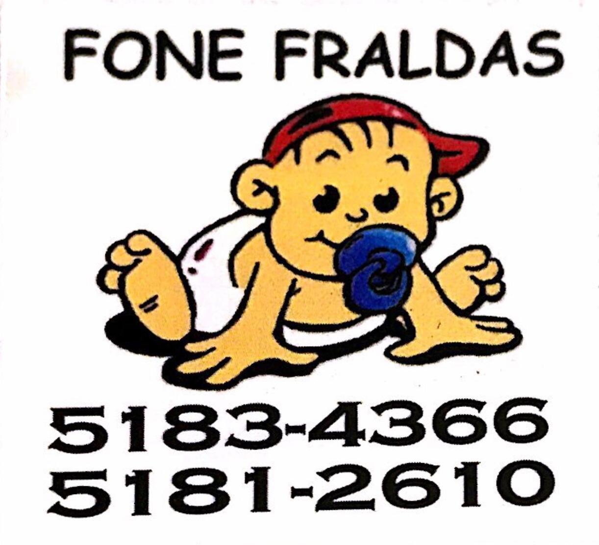 FONE FRALDAS