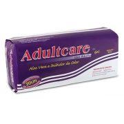 Absorvente Adultcare unissex com 20 unidades