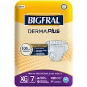 Bigfral plus Extra-Grande com 7 unidades