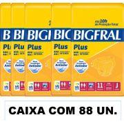 Bigfral plus Juvenil caixa com 88 unidades