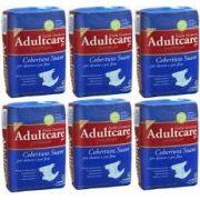 Fralda Adultcare premium Grande caixa com 48 unidades