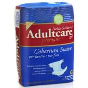 Fralda Adultcare premium Grande com 8 unidades