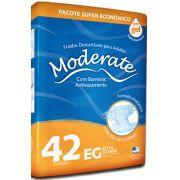 Fralda Moderate Extra-Grande com 42 unidades