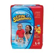 Huggies Little Swimmers Grande com 10 unidades