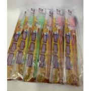 KIT 12 escovas de dente TRIDENTE media