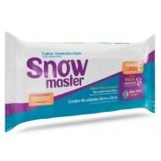 Lenço Umedecido Snow com 40 unidades