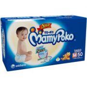 Mamypoko Super seca Médio com 50 unidades