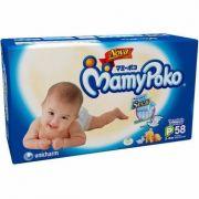 Mamypoko Super seca Pequeno como 58 unidades