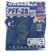 Mascara PFF-2s sem valvula 1 unidade