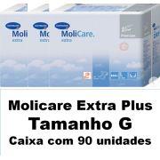 Molicare premium slip extra plus Grande caixa com 90 unidades