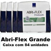 Roupa Íntima Abri-Flex Grande com 84 unidades