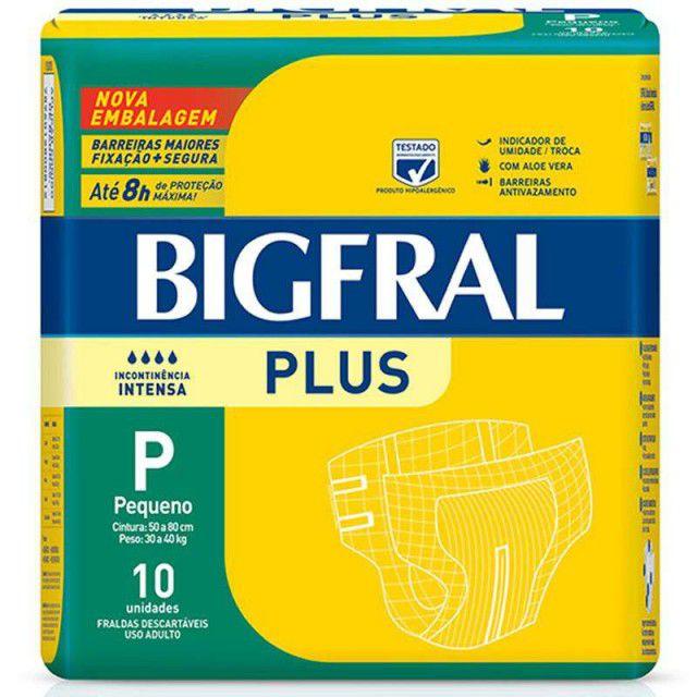 Bigfral plus Pequena com 10 unidades