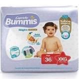 Fralda Bummis magics premium tam. XXG com 36 unidades
