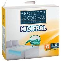 Lençol HIgifral G com 5 unidades